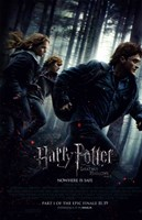 Harry Potter and the Deathly Hallows: Part I Fine-Art Print