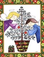 Christmas Angels Fine-Art Print