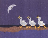 Ducks Fine-Art Print