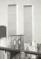 World Trade Center Photo Fine-Art Print