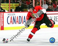 Mike Fisher 2010-11 Action Fine-Art Print