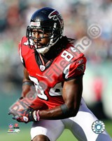Roddy White 2010 Action Fine-Art Print
