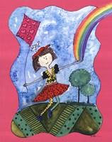 Reach for a Rainbow Fine-Art Print