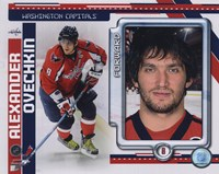 Alex Ovechkin 2010 Studio Plus Fine-Art Print