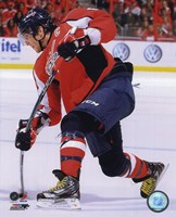 Alex Ovechkin 2010-11 Action Fine-Art Print