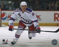 Sean Avery 2010-11 Action Fine-Art Print