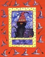 Halloween Cat Fine-Art Print