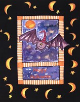 Halloween Bat Fine-Art Print