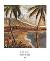 Tropic Beauty I Fine-Art Print