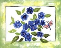 Petunia in Spring Fine-Art Print
