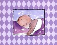 Sleeping Baby I - Bear Fine-Art Print