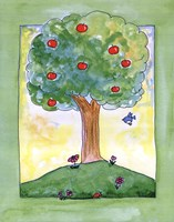 Apple Tree Hill Fine-Art Print