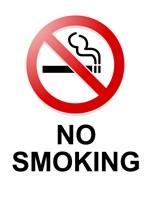 No Smoking Fine-Art Print