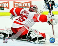 Jimmy Howard 2010-011 Action Fine-Art Print