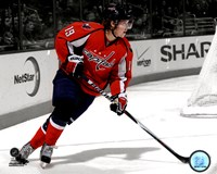 Nicklas Backstrom 2010-011 Spotlight Action Fine-Art Print