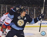 Evgeni Malkin 2011 NHL Winter Classic Action Fine-Art Print