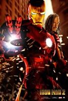 Iron Man 2 Transformation Fine-Art Print