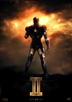 Iron Man II Wall Poster