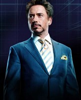 Iron Man 2 Robert Downey Jr. Wall Poster