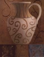 Elegant Vessel II Fine-Art Print