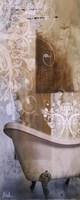 Bath Room & Ornaments I Fine-Art Print