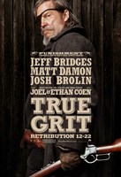 True Grit Josh Brolin Wall Poster
