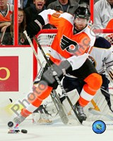 Scott Hartnell 2010-011 Action Fine-Art Print