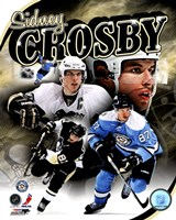 Sidney Crosby 2011 Portrait Plus Fine-Art Print