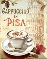 Cafe in Europe IV Fine-Art Print