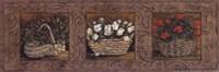 Floral Baskets Fine-Art Print