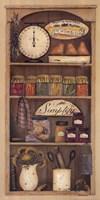 Farmhouse Pantry I Fine-Art Print