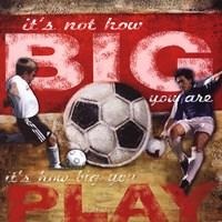 Big Play Fine-Art Print