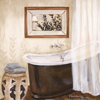 Zen Bath II Fine-Art Print