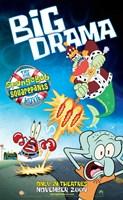 SpongeBob SquarePants - Big Drama Wall Poster