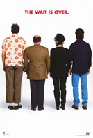 Seinfeld - The wait is over Wall Poster