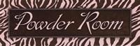 Powder Room - mini Fine-Art Print
