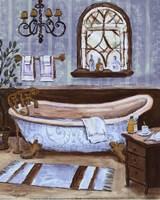 Tranquil Tub II - mini Fine-Art Print