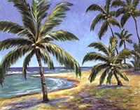 Tropical Beach Fine-Art Print