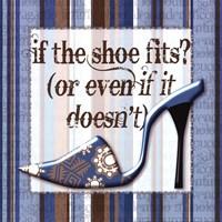 Girly Shoe II Fine-Art Print