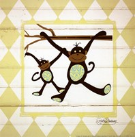 Monkeys Fine-Art Print