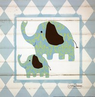 Elephants Fine-Art Print