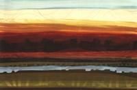 Skyline Symmetry - detail Fine-Art Print