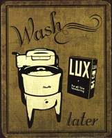 Wash- mini Fine-Art Print