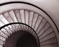 Capital Stairway Fine-Art Print