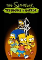 The Simpsons Treehouse of Horror Wall Poster