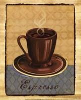 Coffee Club - mini Fine-Art Print