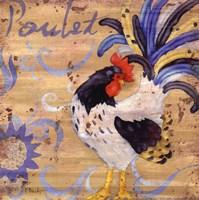 Royale Rooster IV Fine-Art Print