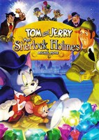 Tom and Jerry Meet Sherlock Holmes Wall Poster