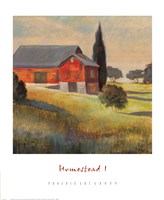 Homestead I Fine-Art Print