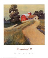 Homestead II Fine-Art Print
